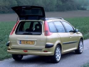 Peugeot 206sw Peugeot 206 Sw Specs 2002 2003 2004 2005 2006 2007