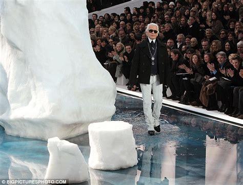 Global Warming Speeding Up Fashion Seasons by Fashion Week Chanel Fights Global Warming With Fur