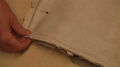 how to sew a zipper in a pillow with piping