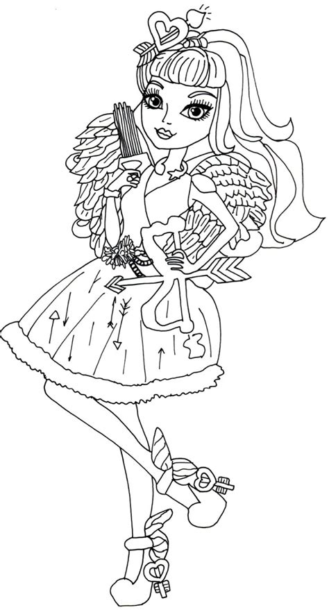 ever after high raven coloring page top 8 ideas about ever after high on pinterest royal