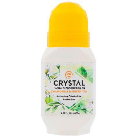 Deodorant Roll On Lavender White Tea 66 Ml deodorant 走珠天然除臭剂 洋甘菊和绿茶 2 25液量盎司 66毫升