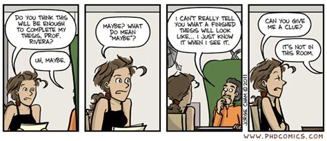 phd comics advisor graduate supervision welcome