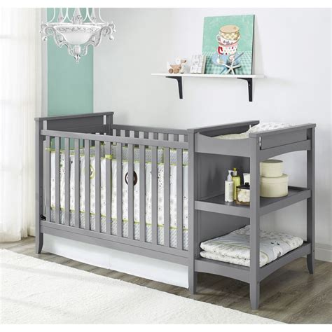 Crib Top Changing Table 25 Best Ideas About Crib With Changing Table On Simple Baby Nursery Project