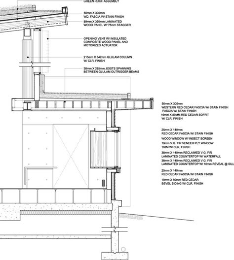 Wall Section Drawings by 188 Best Images About Details On Concrete