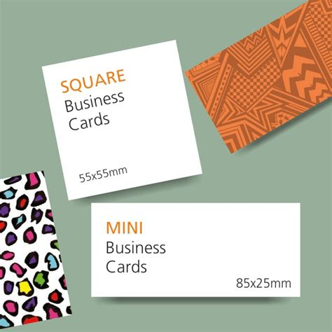 mini business cards template mini business cards gallery business card template