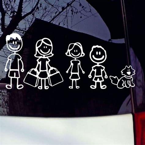 Lustige Familien Autoaufkleber by Lustige Familie Aufkleber Kaufen Billiglustige Familie
