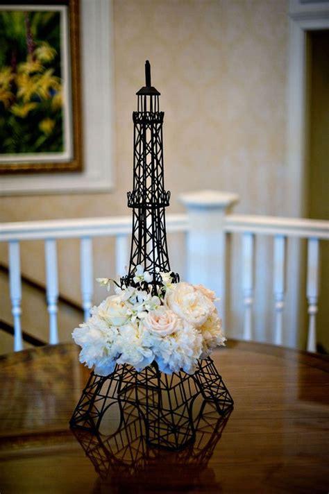 best 25 eiffel tower centerpiece ideas on