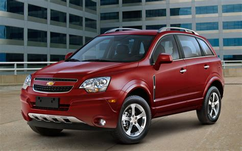 chevrolet captiva review 2012 epinions read expert reviews on auto parts and
