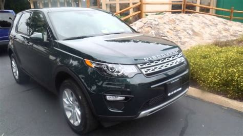 2017 land rover discovery sport green 2016 land rover discovery sport aintree green