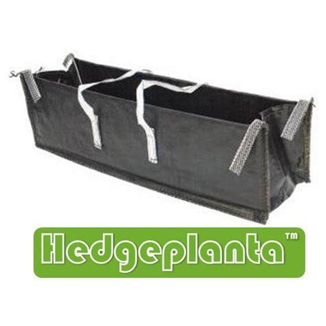 Hedge Planter Bag Large treeplanta hedge bag 85x25x25cm 53 litre 100 pack