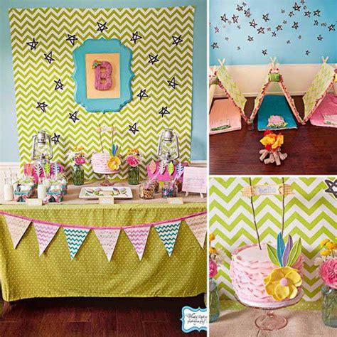 Tai Pan Home Decor 9 ideas para decorar un cumplea 241 os infantil de una ni 241 a