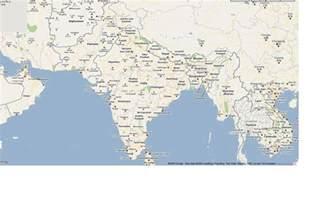 Google Maps India by India Map Google