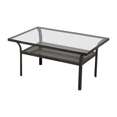 crate barrel coffee table 90 crate and barrel crate and barrel metal and
