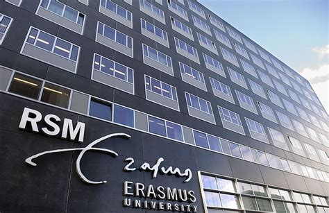 Erasmus Rotterdam Mba by Top 100 Universities In The World Erasmus