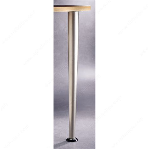tapered table leg 60715180 richelieu hardware