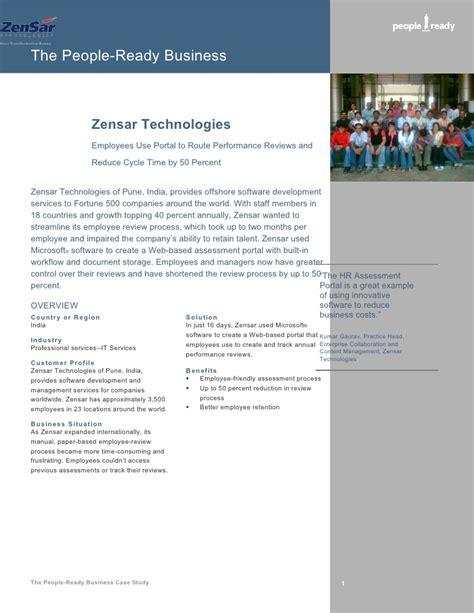 email zensar microsoft india zensar technologies case study
