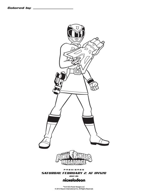 coloring pages of power rangers megaforce get this free printable wolf coloring pages 90317