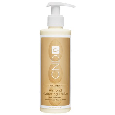 Hb Lotion almond hydrating lotion by cnd hb bar