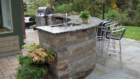 patio kitchen ideas triyae diy backyard kitchen designs various design