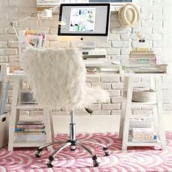 Cheap White Desk Chair Design Ideas Customize It Acrylic Desk Pbteen