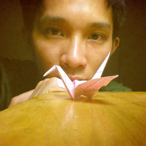 Origami Boy - gadfly origami boy