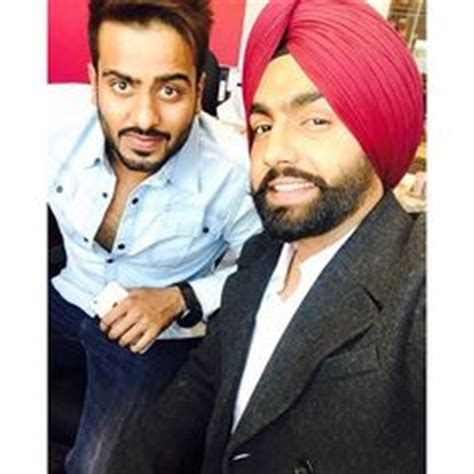 ammy virk wedding photos mankirt aulakh and parmish verma with whole cast of