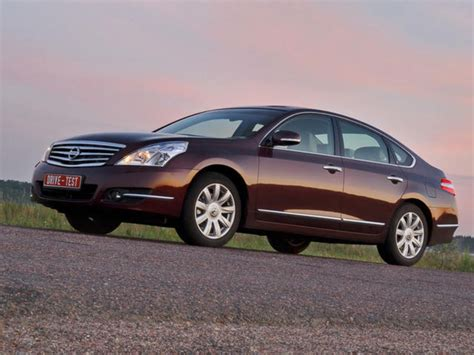 2008 Nissan Teana Pictures