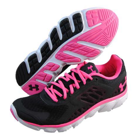 Armour Shoes Micro G 2 Sz 417 Armour Womens Micro G Skulpt Black Running Shoes Ebay