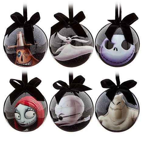 jack skellington 6 piece the nightmare before christmas