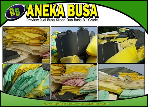 Kasur Busa Kiloan oktober 2012 pt aneka busa indonesia
