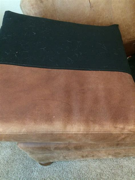 cleaning nubuck leather sofa nubuck leather couch to clean fix crack condition and