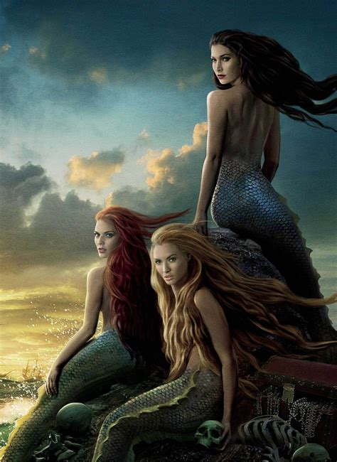 sirens of demimonde half world trilogy mermaid potc wiki fandom powered by wikia