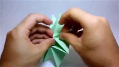 cara buat pohon natal origami how to make a paper ninja star origami ninja star easy for