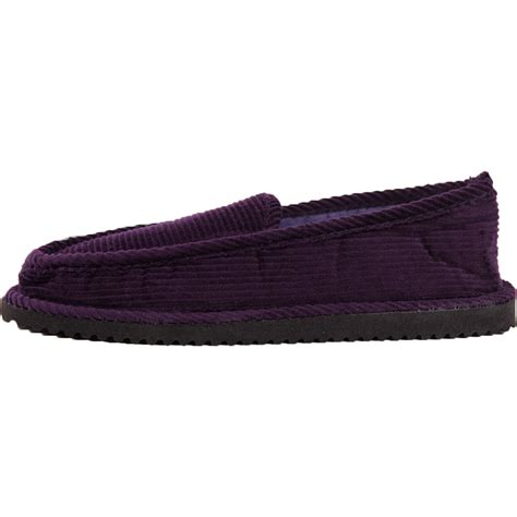corduroy house shoes womens corduroy slippers house shoes moccasin slip on