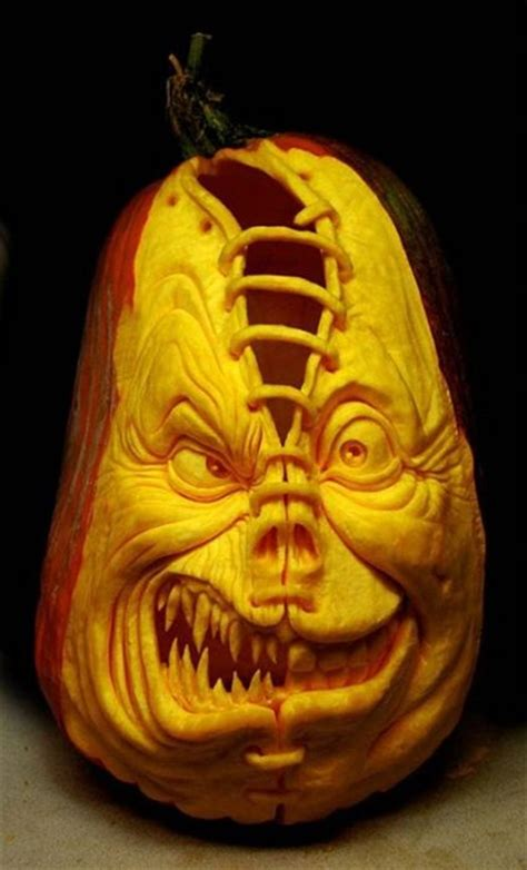 pumpkin carving creative pumpkin carvings likepage