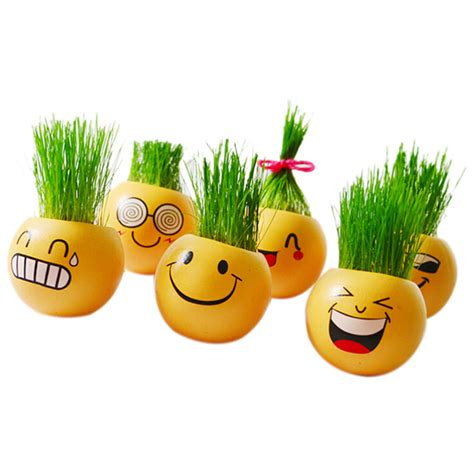 Gardening Emoji by Magic Grass Seed Promotion Shop For Promotional Magic