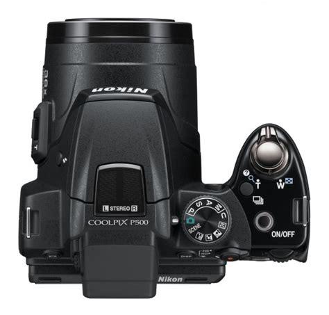 Kamera Nikon P500 nikon coolpix p500 test
