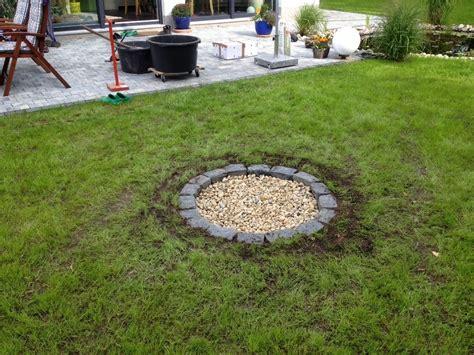 feuerstelle im garten bauen feuerstelle im garten selber - Feuerstelle Im Garten Bauen