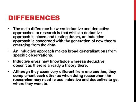 define induction day quantitative qualitative inductive and deductive research