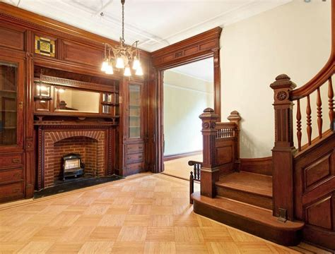 woodwork new york interior style