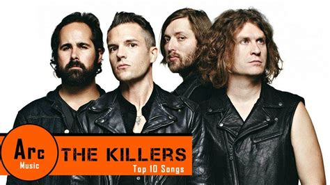 best of the killers top 10 songs by the killers
