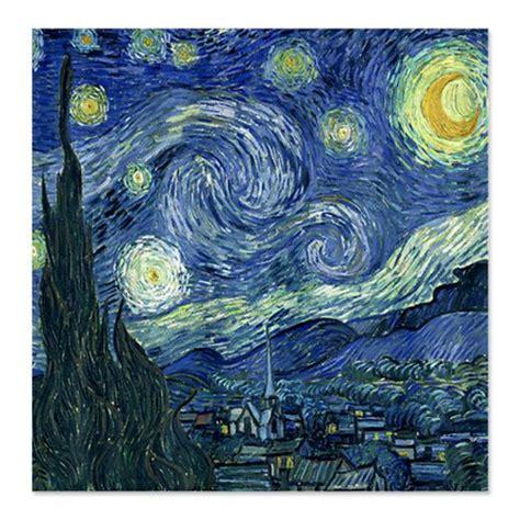 starry night shower curtain van gogh shower curtains stunning art in your bathroom