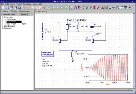 electric circuit program electrical circuit simulator free electrical circuit