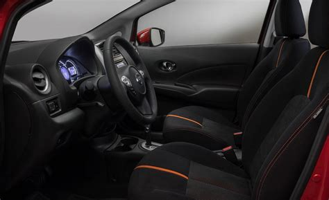 nissan note 2015 interior car and driver