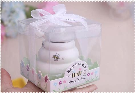 Honey Pot Favors Baby Shower by Aliexpress Buy Meant To Bee Ceramic Honey Pot