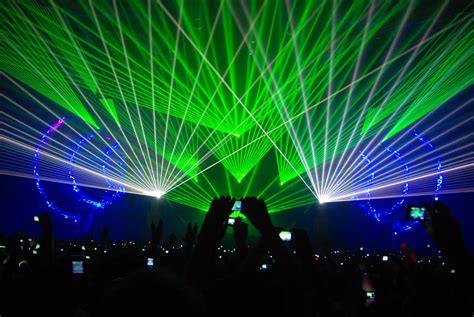 eventos barcelona laser show
