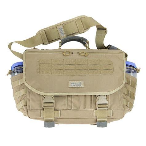 vanquest envoy 3 0 messenger bag bug out bag rookie prepper