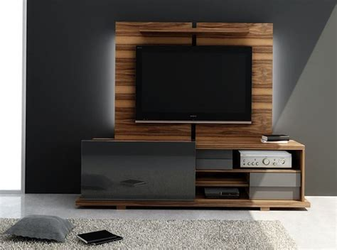 modern tv stand move by huppe modern living room new