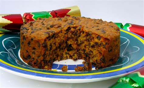 easy christmas cake recipe in ten minutes