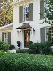 white painted brick exterior architecture brilliant mountain brook road home with